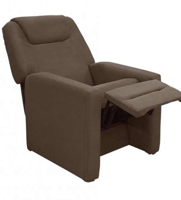 Poltrona Sleep - Chair/Malbeck Cacau - Simbal