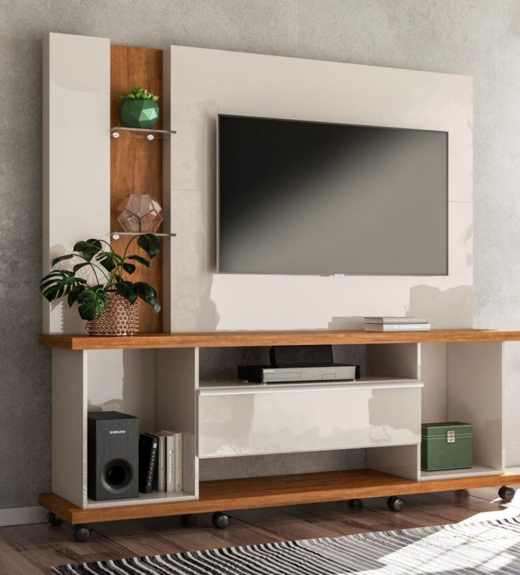 Home Onix New - Off White/Amendoa - Lukaliam