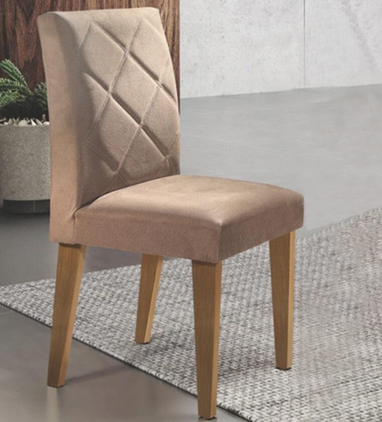 Cadeira Berlim Turim 07 - Imbuia - Rufato