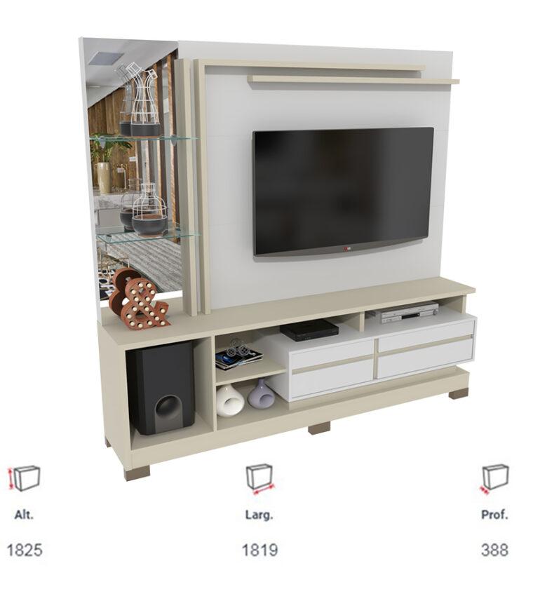 Home Sintra Plus Luxo - Gold Perola/Off White - Avelan