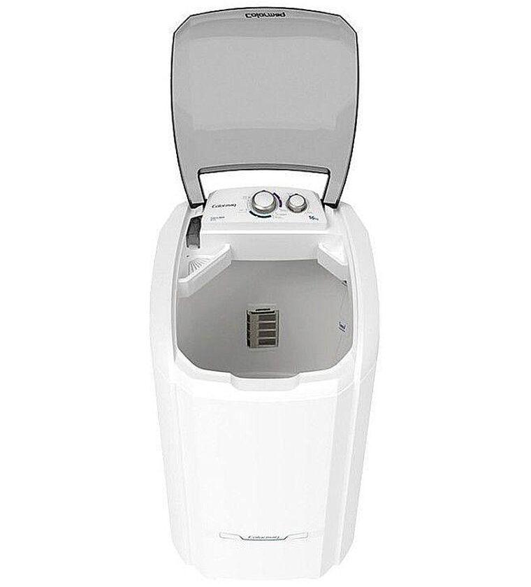 Lavadora Semiautomatica - 16Kg - Branca - Color Visão