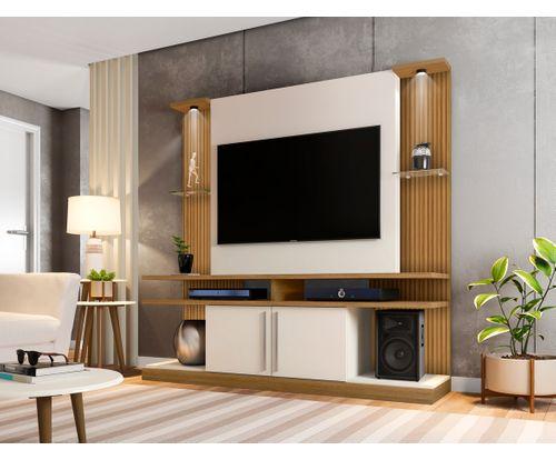 HOME YORK LED CINAMOMO/OFF WHITE