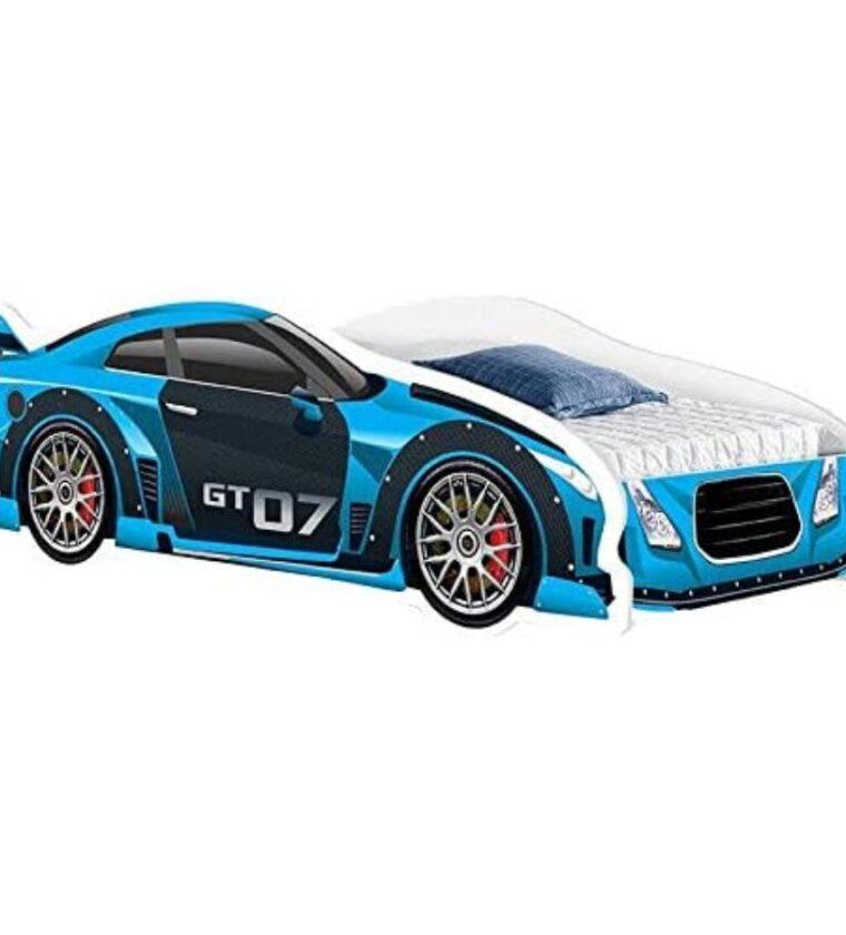 Cama Infantil GT Sonic- Azul - JMbarreto