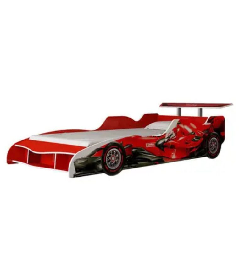 Cama Infantil Fórmula 1